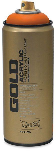 Montana Gold Spray Paint | best brand - huge color assortment- hands down!