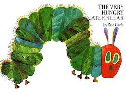eric carle, klassieker voor kinderboeken