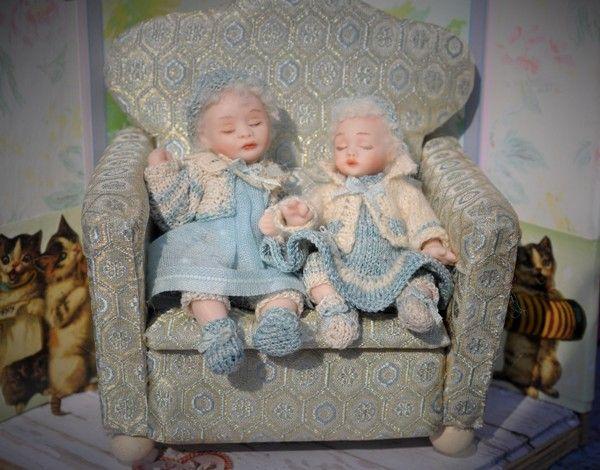 Miniaturen van Angelique Majoor 21 en 22 oktober 2017: Eén van 's werelds grootste poppenhuizen en Miniaturenbeurs parallel met de grote poppen en berenbeurs. Waar: Brabanthallen Den Bosch Nederland