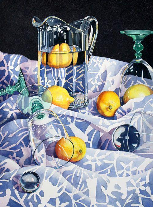 Janice Sayles - Lemonade Stand