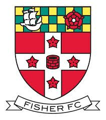 FISHER FC    old logo