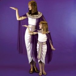 The kid wants an Ancient Egypt theme for his next birthday. I see an obstacle-course set up like a booby-trapped burial chamber, and a treasure hunt with prizes in a 'pharaoh's sarcophagus,' among other things.