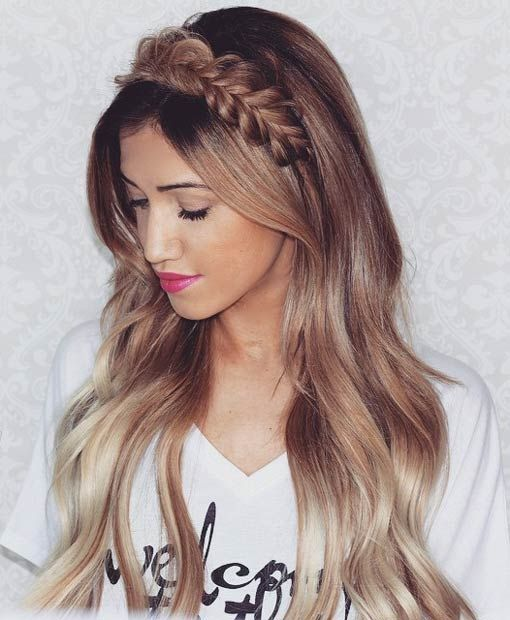 26 Stunning Half Up Half Down Hairstyles Updo Ash And