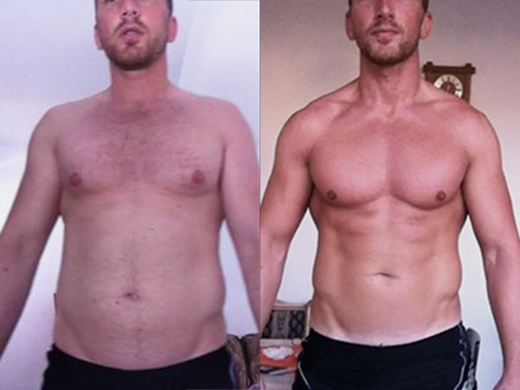 15 week body transformation Aki. Got inspired?Start your own journey at http://frltcs.com/freeletics-transformation