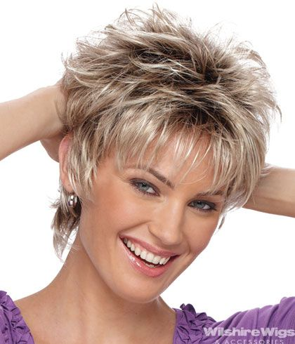 Modern Shag HaircutLayered Cut, Design Wigs, Short Shag Haircut ...