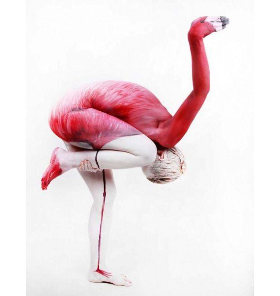 Amazing Body-Paintings