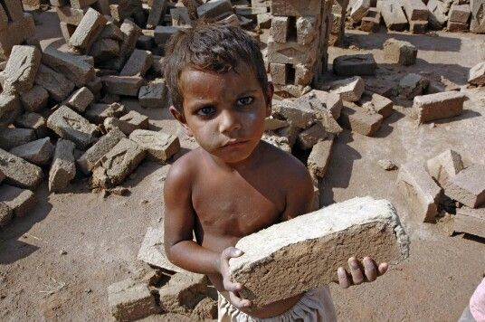 Child Labour robs millions of children of education, health and growth. Raise your voice against child labour!