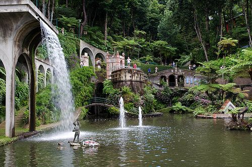 Monte Palace Tropical Garden is on the list too!!!