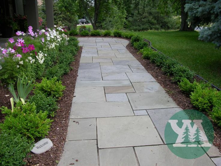 8 best images about walkway patterns on pinterest stone for Landscaping rocks york pa