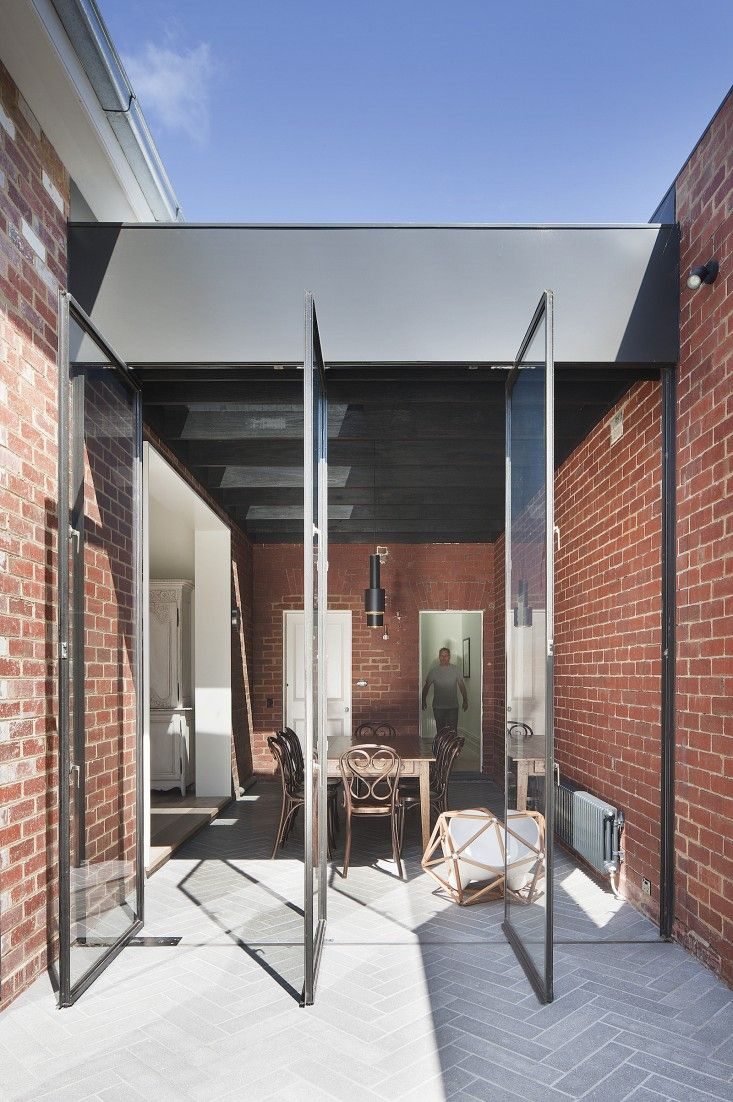 St Kilda East House, a remodel by Claire Cousins Architects | Remodelista