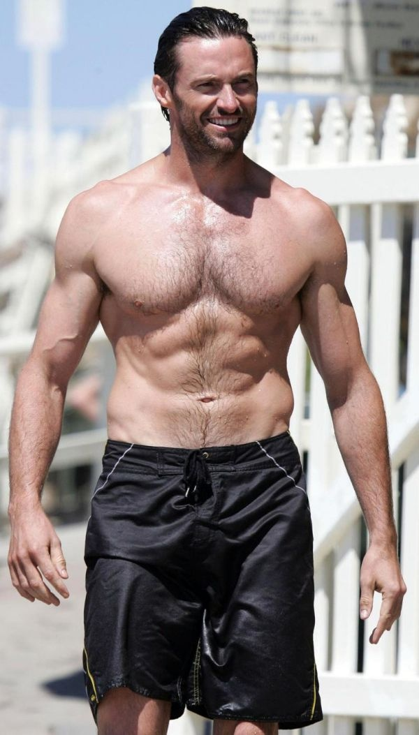Hugh Jackman Wolverine Workout | Hooray For Hollywood ...