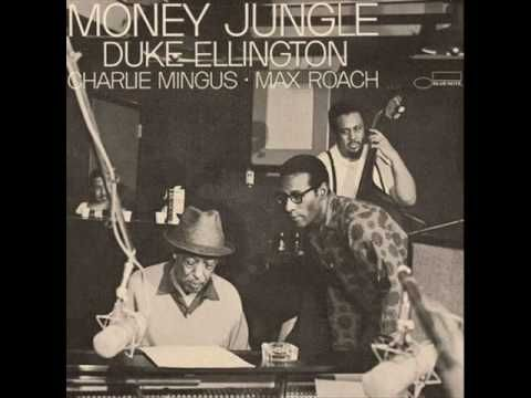 Duke Ellington :: Fleurette Africaine (Money Jungle album) - this is another one of those songs that *always* grabs my attention when it comes on... (it's that flutter that mingus plays on the bass)