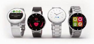 Avance en la tecnología: Alcatel OneTouch para mostrar SmartWatch Precios c...