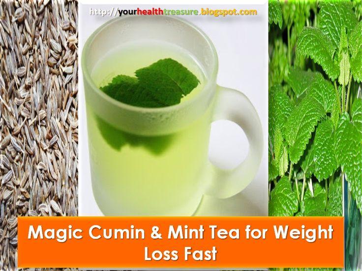 cumin weight loss diet