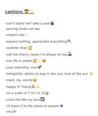 IG CAPTIONS™️ -FOLLOW ME- | Instagram quotes captions ...