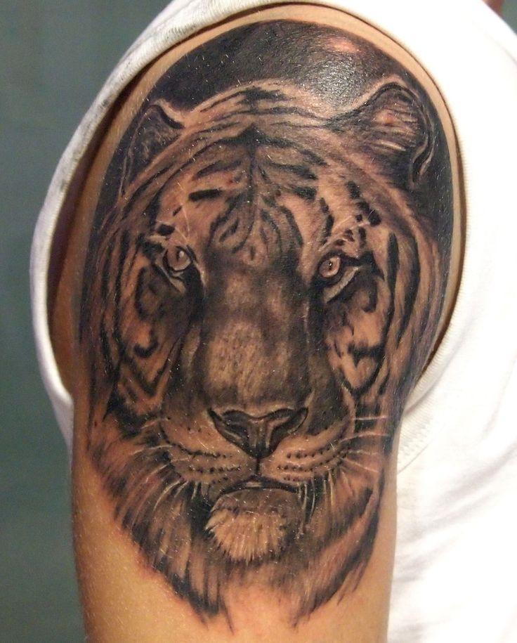 tiger, tiger #tattoo #ink