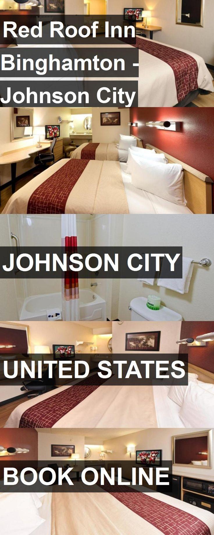 Hotel Red Roof Inn Binghamton Johnson City in Johnson