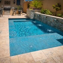Perfect to keep Golfers for seeing us.... Modern Spool. Rock Pool Hot Tub & Pool Supplies: Find Pool ...