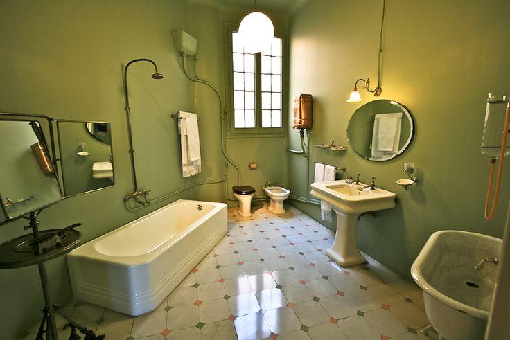 112 fantastiche immagini su BATHROOM STYLE  Old and ...