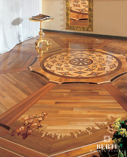 46 best home decorating ideas images on pinterest future for Inlaid wood floor designs