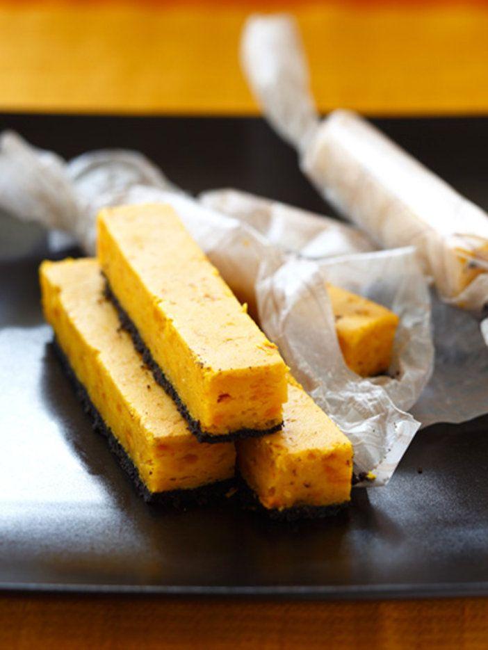 【ELLE a table】かぼちゃのチーズケーキレシピ|エル・オンライン