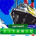King of the World - or at least Draw Something     Great Titanic drawing  omgpop.com/drawsomething