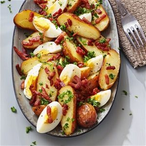 Aardappelen met een Vlaamse twist