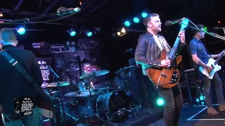Kings of Leon - Wait for Me (Live at Red Bull Sound Space at KROQ)