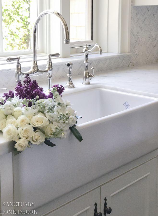 design details and sources in 2020 best kitchen sinks farmhouse faucet farmhouse sink kitchen on kitchen sink id=26539