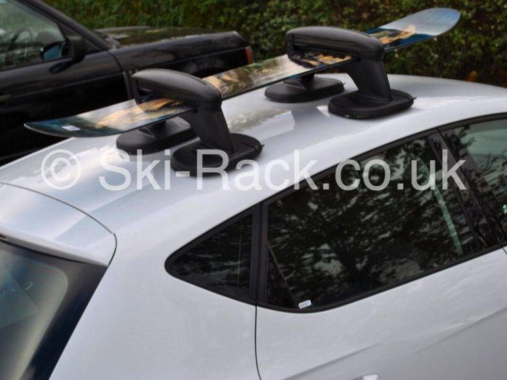 Mercedes E Class Ski Rack – No Roof Bars £134.95