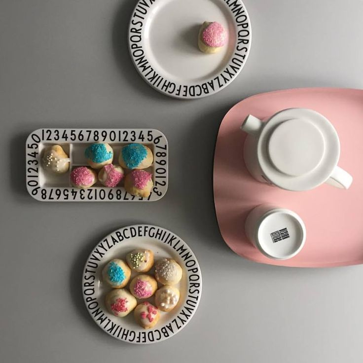 All we need today is desserts and cool tablewear! Find DESIGN LETTERS online and in store! #kitchenwear #designletters