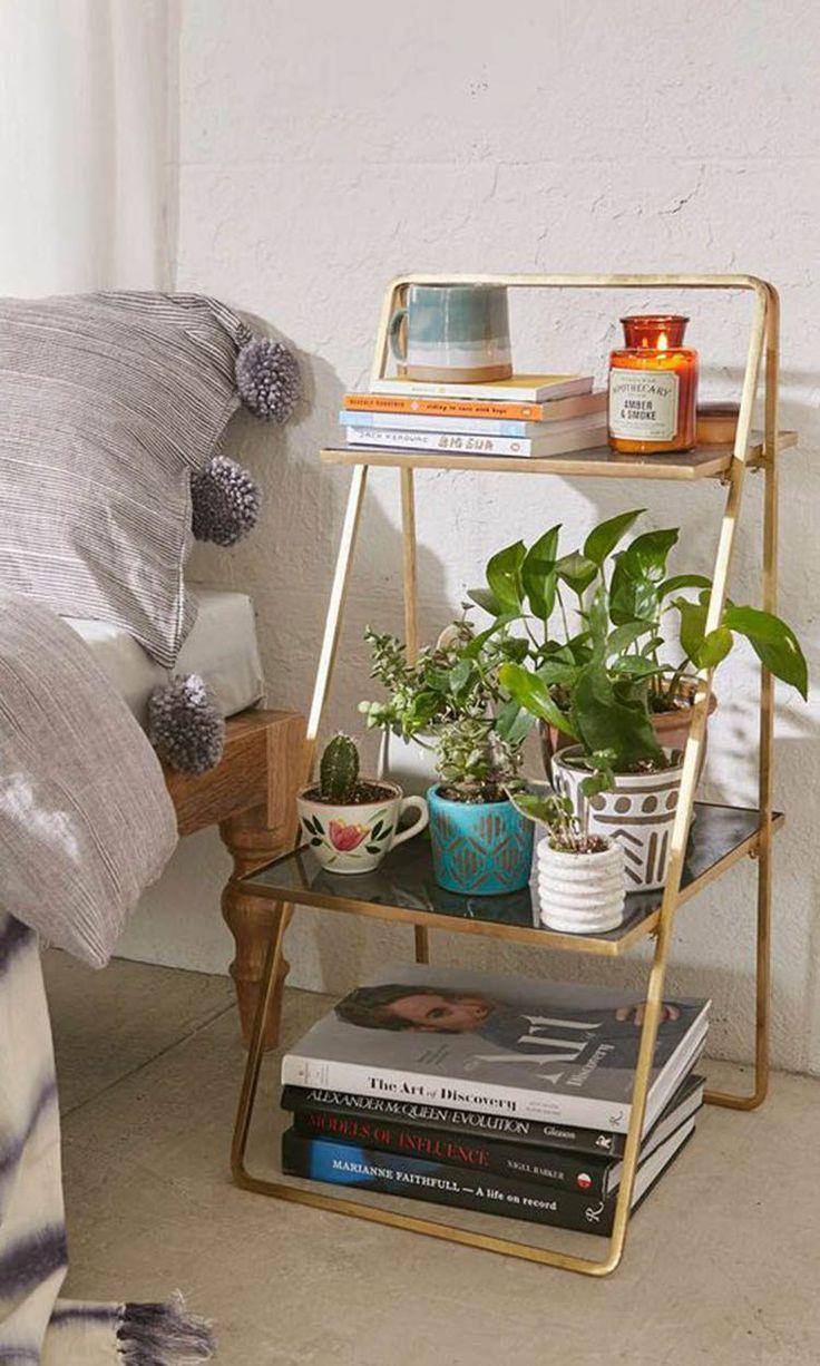 Karol Pinheiro » Inspiração de decor: criado-mudo pra transformar o quarto