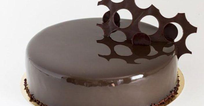 Ennél fényesebb csokoládémázat még nem láttál! :O