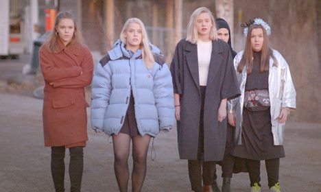 The online series 'Skam' is a massive success in Norway, but foreign buyers are scared off.