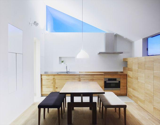 家族の暮らしを満たす、キッチン5選!