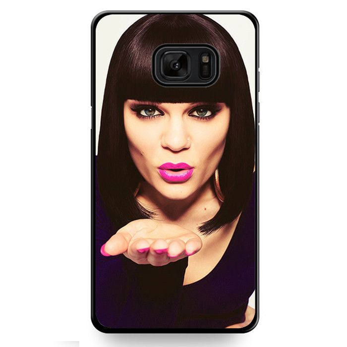 Kiss By Jessie J TATUM-6197 Samsung Phonecase Cover For Samsung Galaxy Note 7
