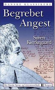 Begrebet Angest af Søren Kierkegaard, ISBN 9788721023898