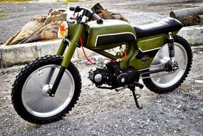 Wicked '80s C70 by Minority Custom Motorcycle from Surabaya, Indonesia. Their goal was to build a simple and clean bike with an intimida...