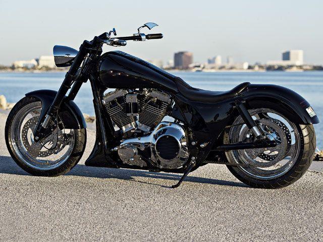 1993 Harley-Davidson FXR - Back In Black