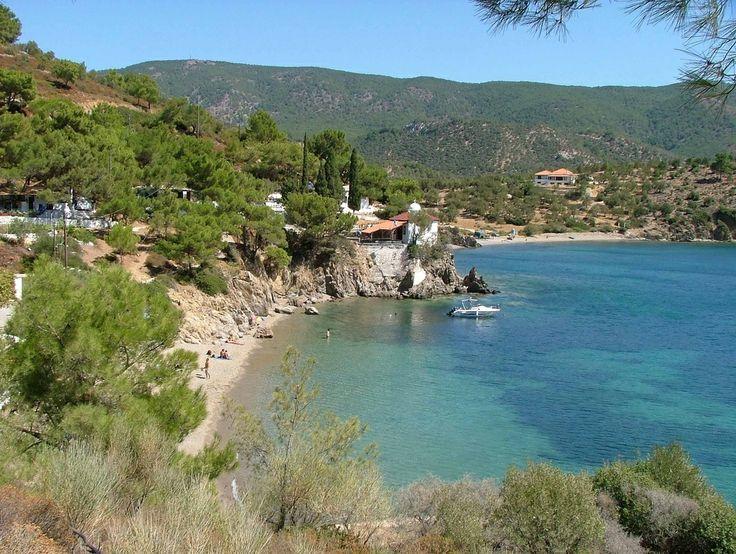 Agios Ermogenis beach