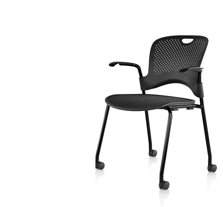 Caper - Stacking Chair - Herman Miller