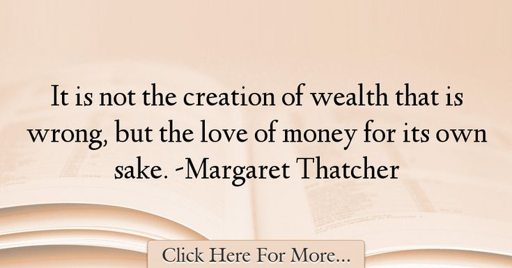 Margaret Thatcher Quotes About Love - 43582