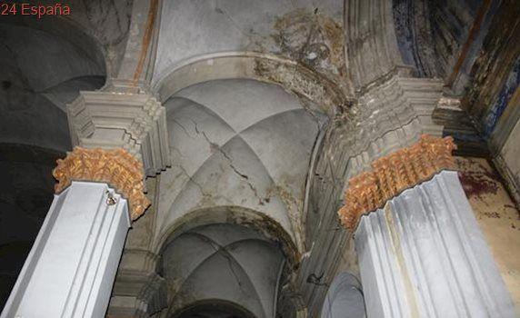 Teruel busca subvenciones para consolidar la iglesia barroca de San Miguel