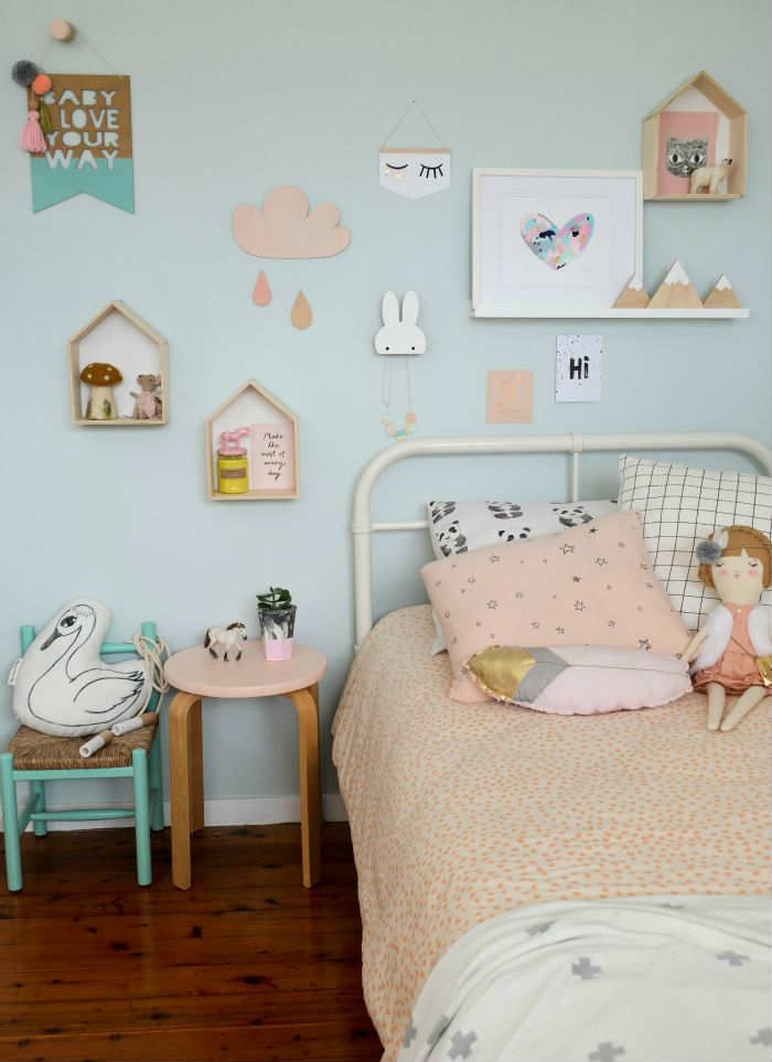 10 Pretty Pastel Girls Rooms | Tinyme Blog