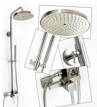 Bathroom Faucets Sets 24 best bathroom faucets and showerheads images on pinterest