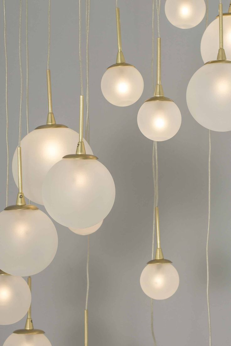 Kolding Ball Cluster Ceiling Light | BHS