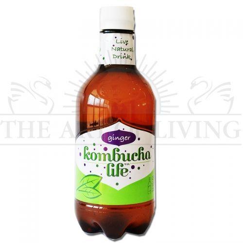 Комбуча Джинджифил, 500 мл.-висококачествен биологичен продукт, който съдържа много полезни за вашето здраве вещества и уникален вкус!  Здравословна напитка с освежаващ вкус!  Произход: България