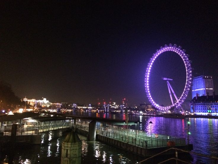 London eye, UK