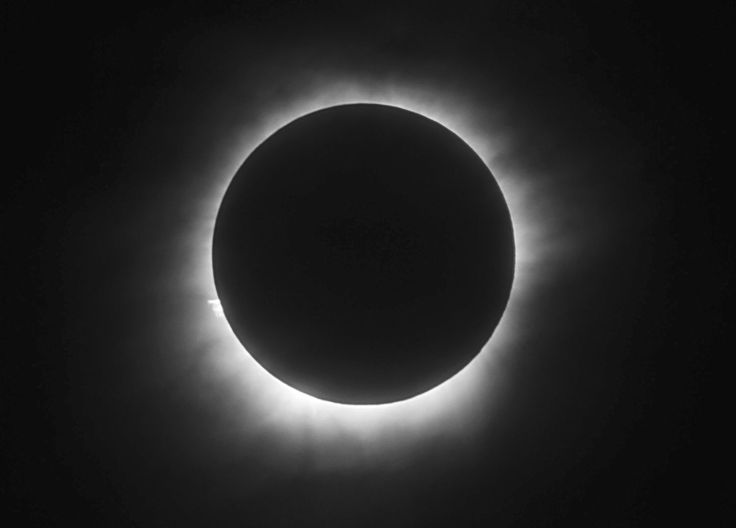 Exactly one month from today, a total solar eclipse will sweep across America, casting millions of people into temporary darkness.  Some eclipse enthusiasts have spent years preparing for this solar spectacle, the first eclipse to cross the entire continental United States in almost a century.  If you are standing in the moon's shadow on Earth, you will see the sky darken and feel the temperature drop.  Mike Kentrianakis, the solar eclipse project manager for the American Astronomical…