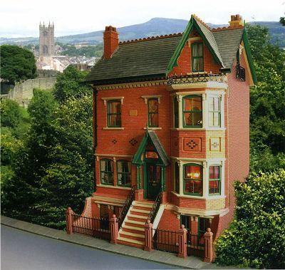 Jubilee House Sid Cooke Design Doll Houses